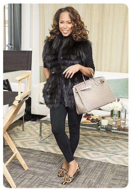 She Inspires Me | Marjorie Harvey #BlogLikeCrazy | Erica B.'s - D.I.Y. Style!:
