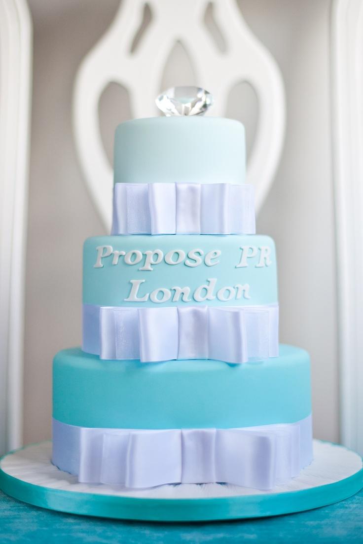 #gccouturecake #proposepr #tiffanyblue #weddingpr #weddingcake