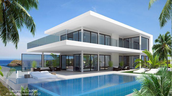 Design Villa in La Alqueria Marbella
