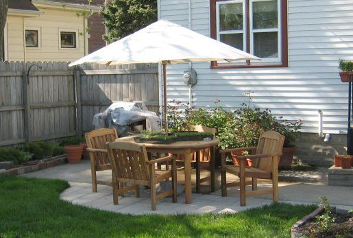 Patio extension garden patio surfaces pinterest for Patio extension designs