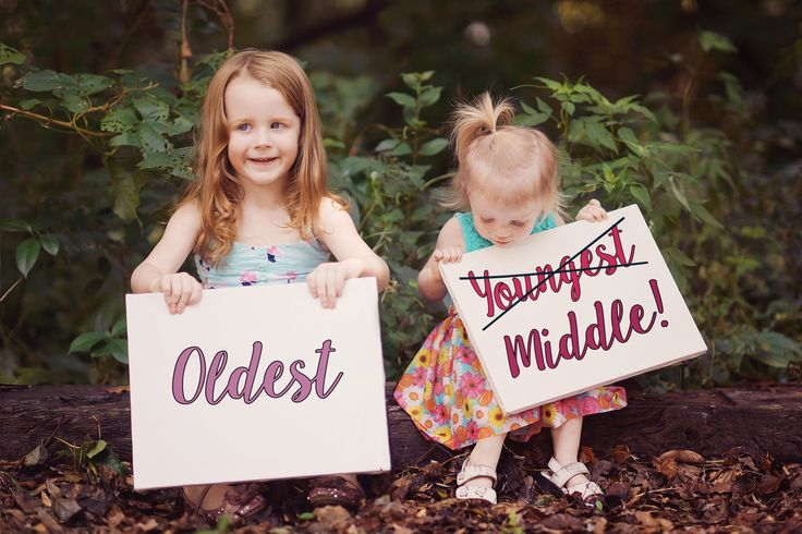 Pregnancy Announcement for third baby