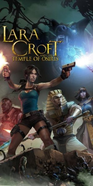 Lara Croft discovers Temple of Osiris Gold Edition -  It's only fair that fans of Lara Croft like to collect things, so with that said, Crystal Dynamics has revealed the Lara Croft and the Temple of Osiris: Gold Edition. It