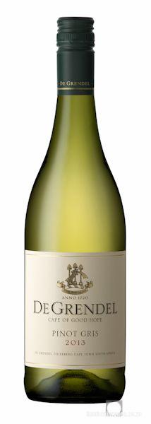 Wine Photography: De Grendel Pinot Gris 2013. www.bakkesimages.co.za