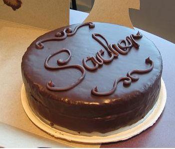 La torta Sacher ricetta originale