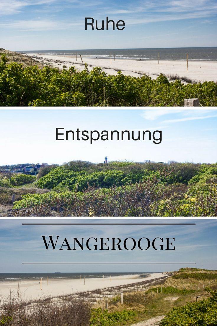 Kurzurlaub auf Wangerooge. Ein Ort für die ganze Familie, um die Selle baumeln zu lassen.