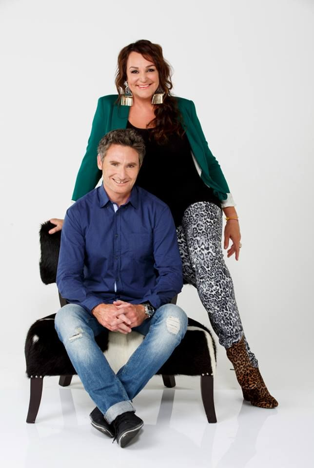 Kate Langbroek looks stunning in our Wild Pant!