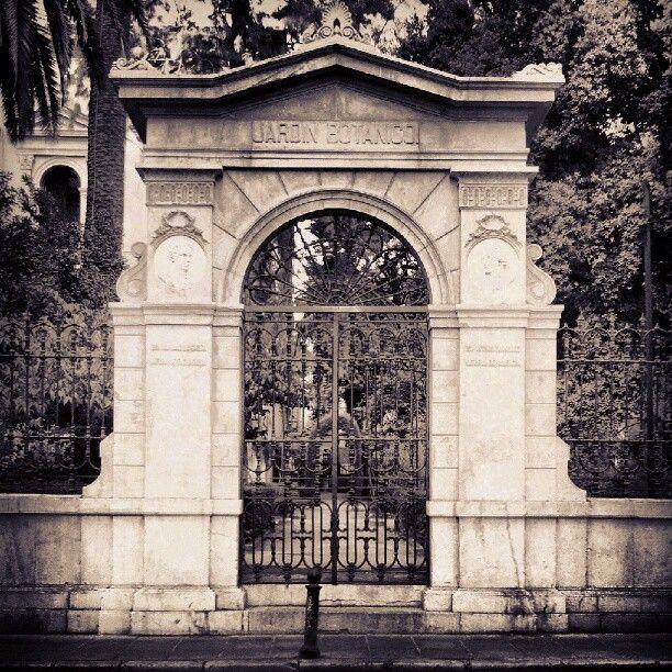 Jardin Botanico De La Universidad De Granada en Granada, Andalucía
