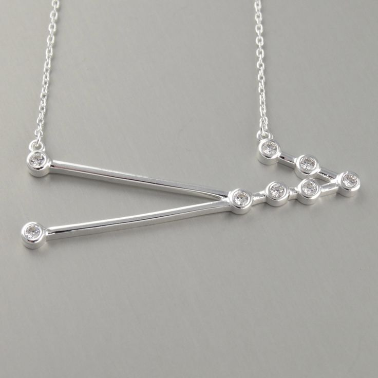 Taurus Constellation Necklace: 12 Best Zodiac Jewelry Images On Pinterest