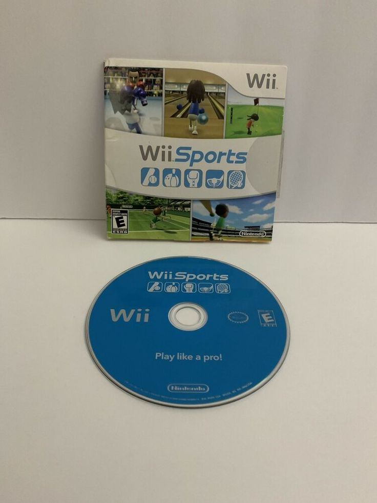 Wii Sports (Nintendo Wii, 2006) Complete Tested. Condition