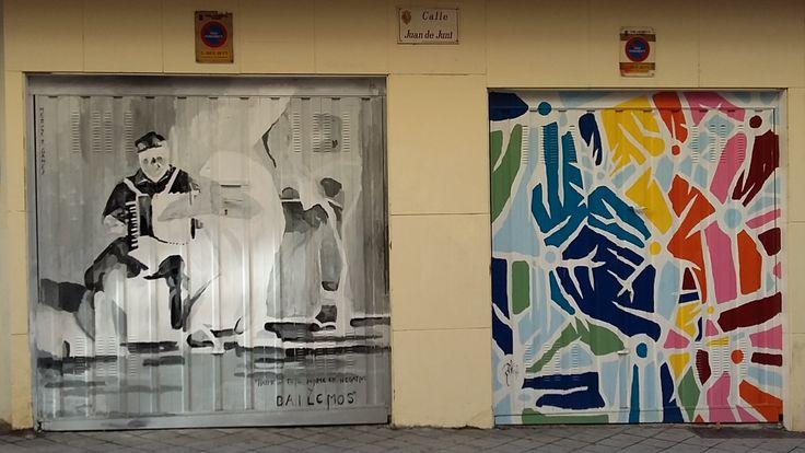 Mi barrio - Salamanca. España.