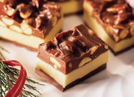 Maple Nut Goodie Bars Recipe - Lyn would love this.