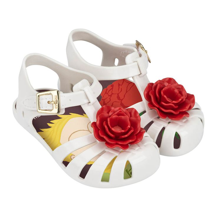Mini Melissa Aranha + Pequeno Príncipe   Melissa - Menina Shoes