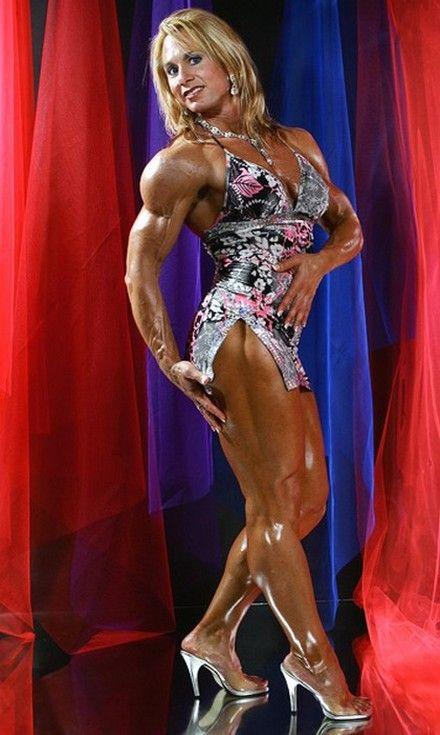 Sherry Smith | Sherry Smith | Pinterest | Muscular women