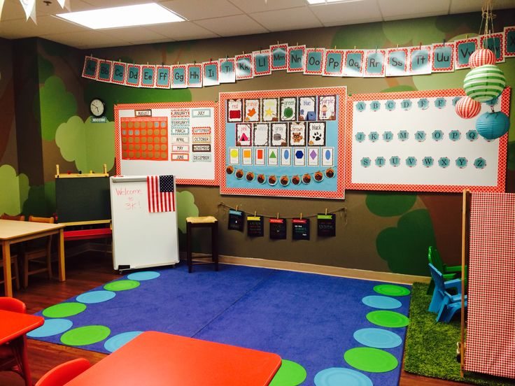 Woodland Classroom Decor ~ Best my preschool classroom images on pinterest