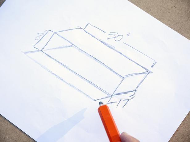 28 best images about floating corner desk on pinterest for Build your own floating desk