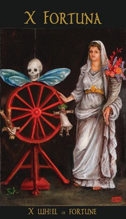 Roman-Tarot- If you love Tarot, visit me at www.WhiteRabbitTarot.com