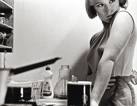 I could not be any more excited about the Cindy Sherman exhibit at the MOMA - art - photography