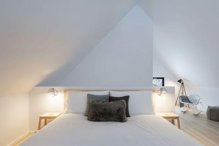Villa Boreale — это современный коттедж, построенный CARGO Architecture для молодой динамичной пары