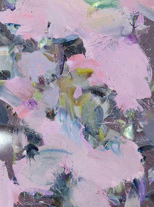 Ryan Coleman, Untitled(Pink Burst)