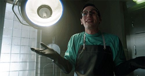 You know Ed is losing it when he starts to call detective Gordon 'Jimbo.' Ed Nygma, Gotham TV show