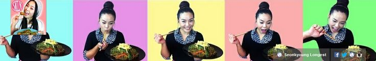This channel shows Asisan food recipe, but mostly Korean foods. She is a final three of restaurant express. It is not boring and easy to follow. - Longest, S. (n.d.). Seonkyoung Longest. In Youtube. Retrieved December 5, 2013, from http://travel.cnn.com/seoul/eat/40-foods-koreans-cant-live-without-05419