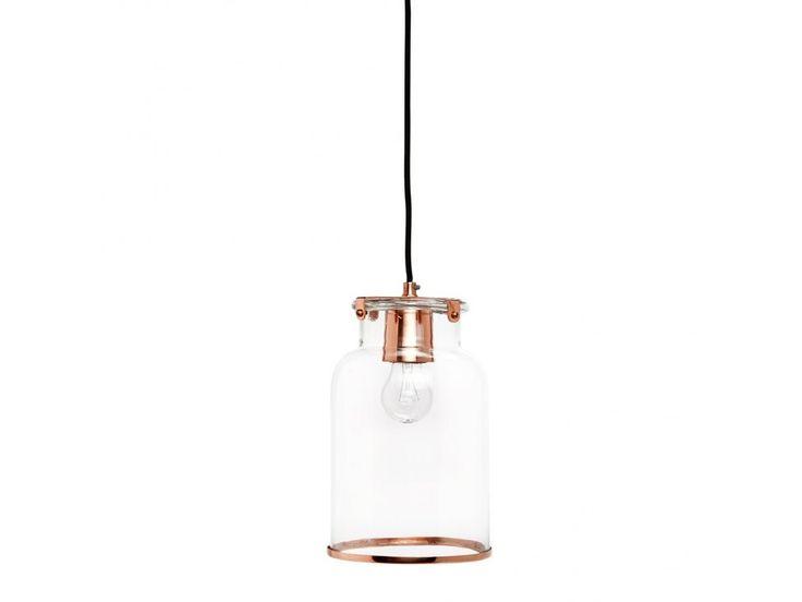 Lampa Wisząca Glass XI — Lampy wiszące Hübsch — sfmeble.pl