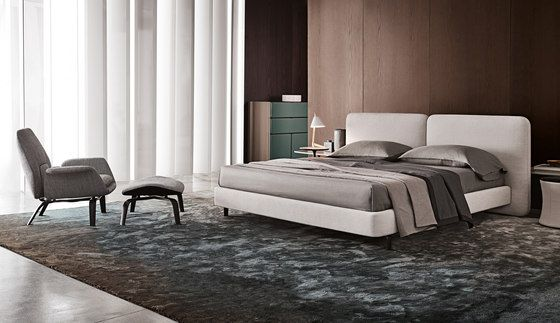 Minotti Camere Da Letto.Tatlin Copriletto Di Minotti Letti Nel 2019 Bedroom Furniture