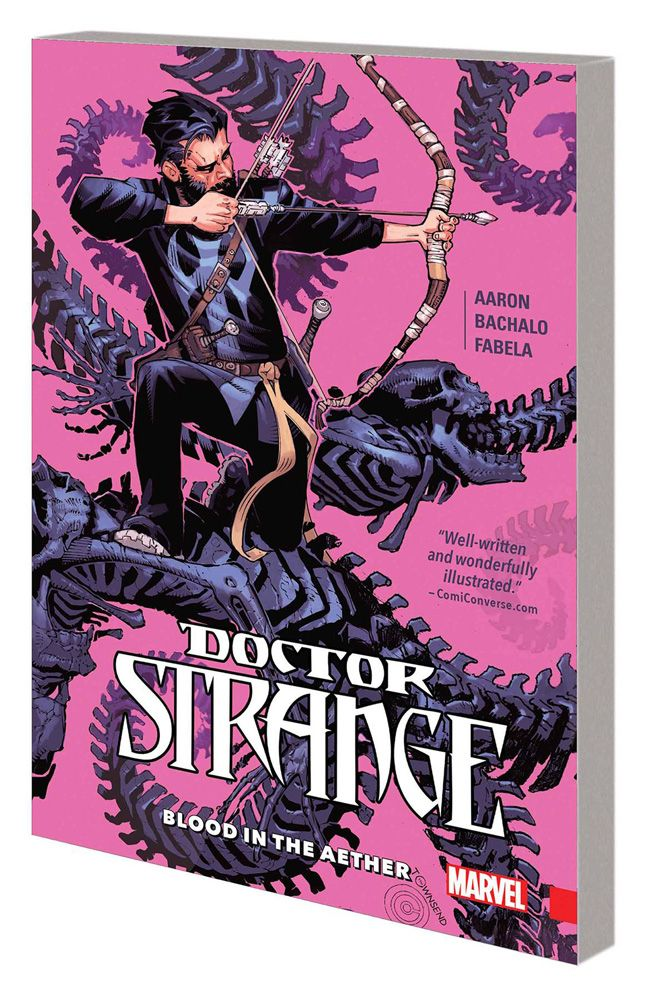 Image: Doctor Strange Vol. 03: Blood in the Aether SC  - Marvel Comics