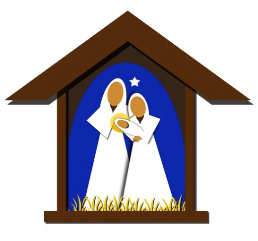 Image result for catholic christmas clip art