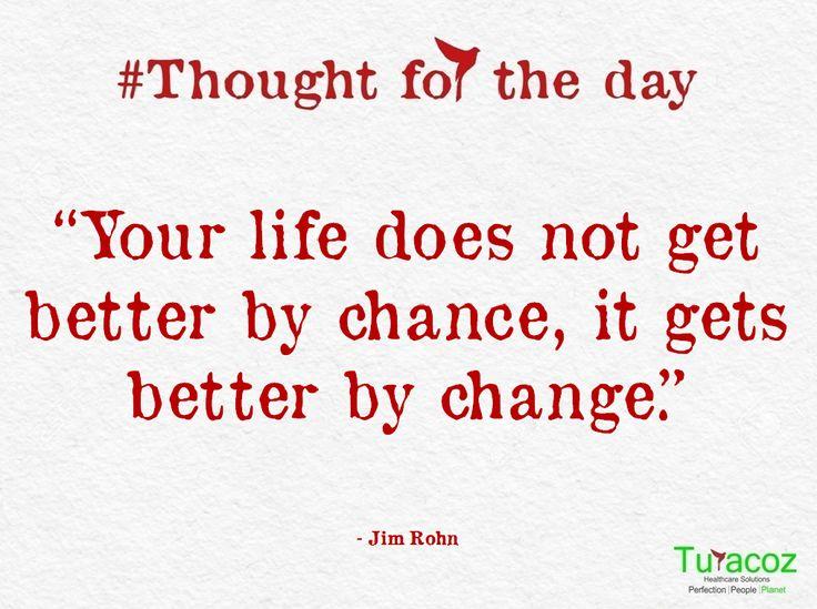 #Turacoz - #ThoughtForTheDay.