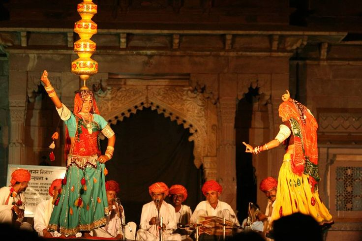 Dance performance from the festival