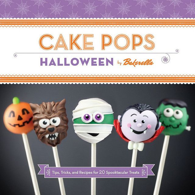 discount eyeglasses Trick out Your Treats with Cake Pops Halloween