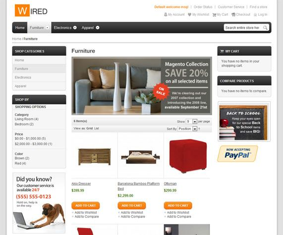 127 best Premium magento templates images on Pinterest | Role models ...