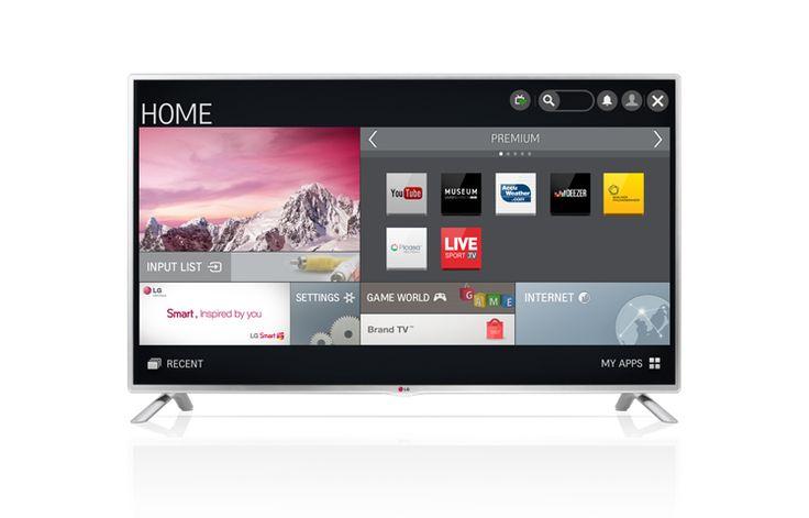 """47"""" LG 47LB570V (FHD) SMART TV"""