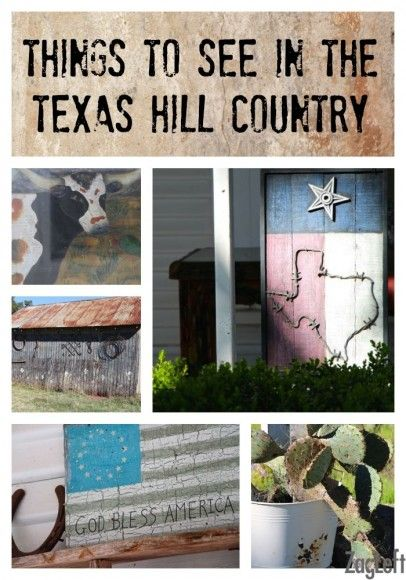 Things to see and do in the Texas Hill Country