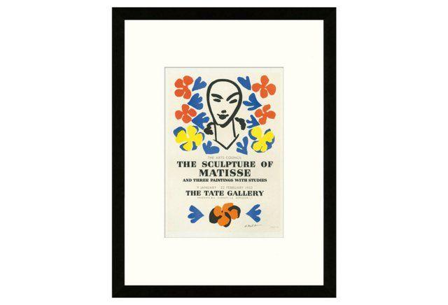 Henri Matisse, Tate Gallery, London