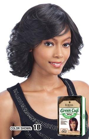 Equal Greencap 007 Wig