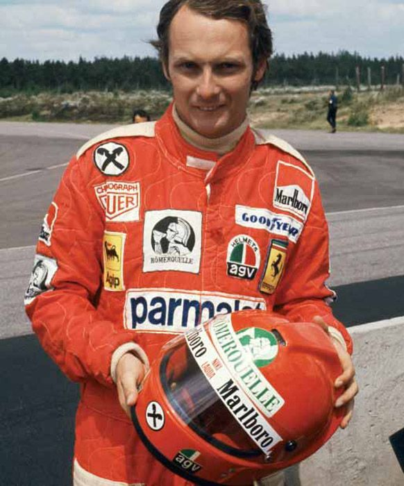 17 best images about niki lauda    ferrari days on