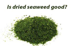 dried seaweed flakes