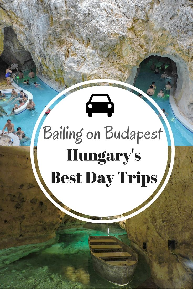 Hungary is so much more than just Budapest! Itineraries for day trips and road trips from Hungary's capital.