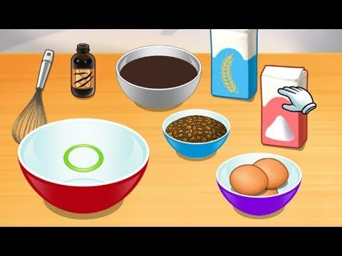 Kids Learn Kitchen Tools and Play Fun Cooking Games for Children Part 1