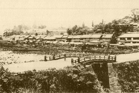 市ヶ谷八幡と尾張屋敷