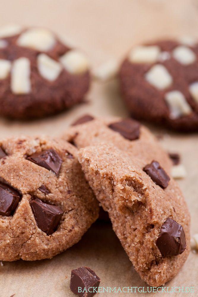 Low Carb Cookies mit Schokolade