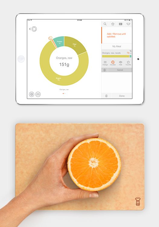 322 best gadgets you need images on pinterest tech for Ipad kitchen scale