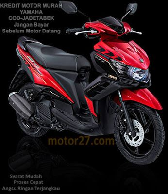 Yamaha GT-125 Eagle Eye MERAH