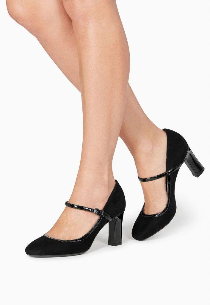 pantofi cu bareta - Adela Bravo ai stil