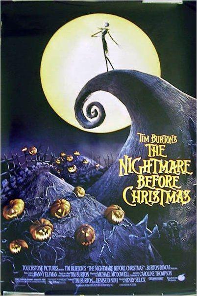 The Nightmare Before Christmas Ein Film Von Henry Selick Mit Trickfilm Inhaltsangabe Jac Nightmare Before Christmas Film Halloween Film Beste Halloween Filme