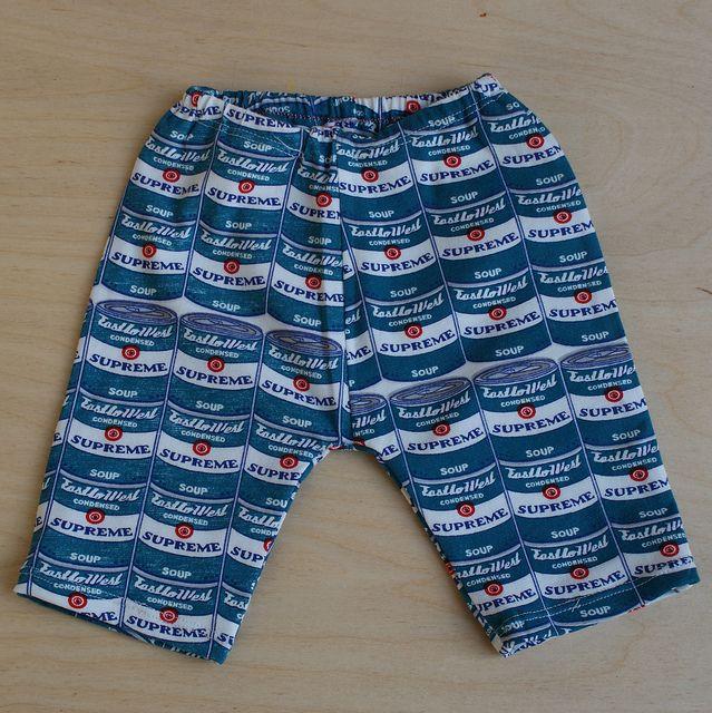 mini-broekje by Justina Maria Louisa, via Flickr