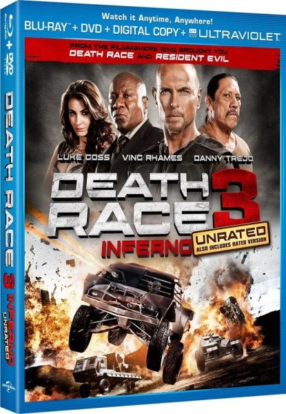 Death Race 3 : Inferno UNRATED