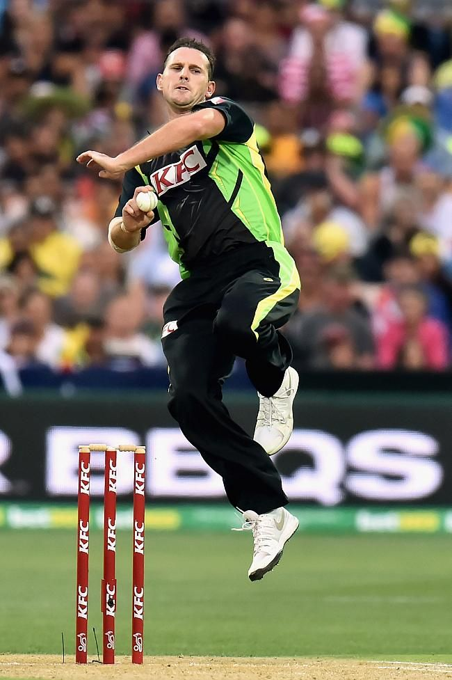 Shaun Tait started off with a 150 kmph delivery but leaked too many runs to India in the 1st T20I at adelaide on 26/01/2016.